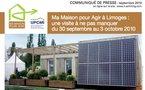 Ma Maison pour Agir à Limoges : une visite à ne pas manquer du 30 septembre au 3 octobre 2010